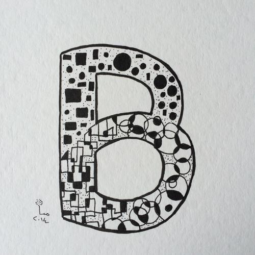 B as in …