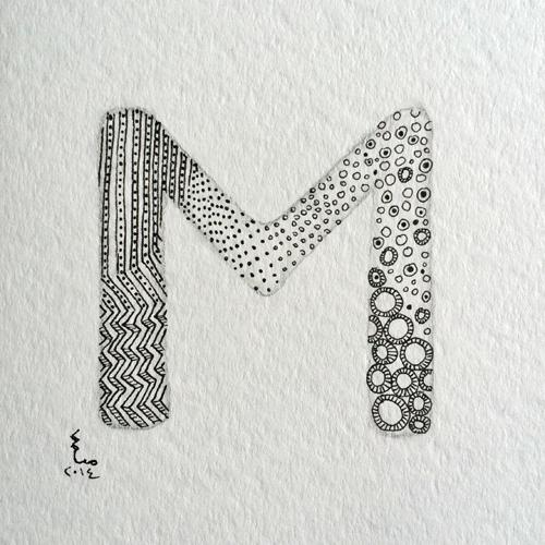 M für…