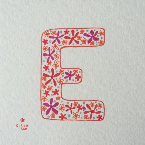 E für…