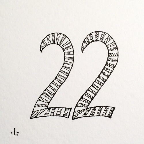 22 für…