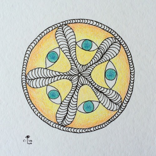 Amulett no. 6