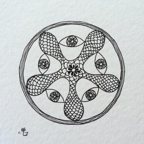 Amulett no. 10
