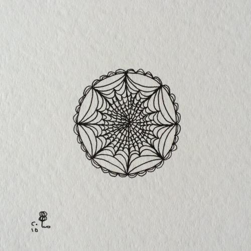 Tintenblume no. 5