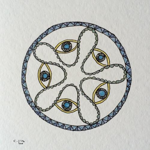 Amulett no. 11