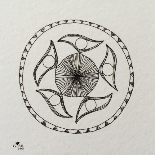 Amulett no. 14