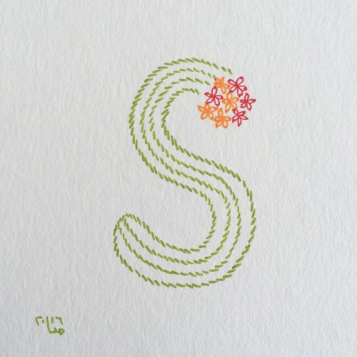 s for…