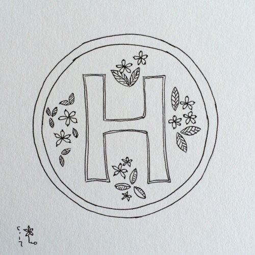 H for…