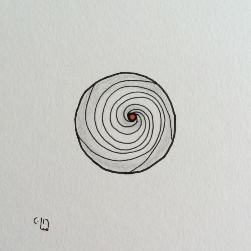Tintenblume no. 31